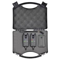Spro XFW wireless bite alarmset 2+1